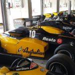 Resta al Minardi-Day