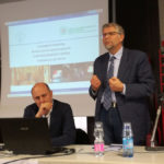 Prof. Ugolini e Sindaco Malpezzi al Resta Expo