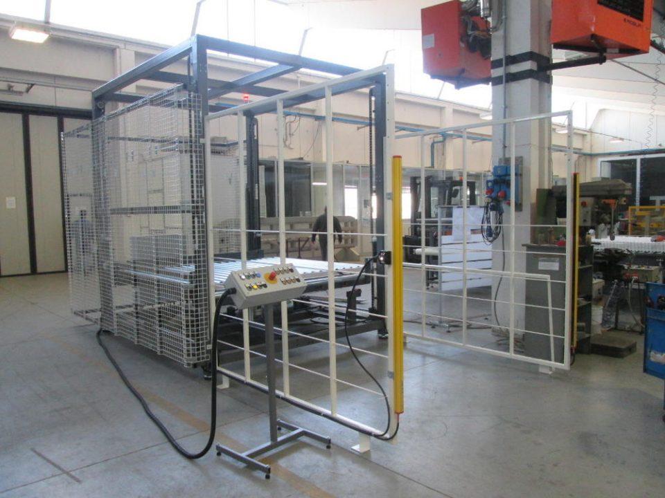 Impilatore per materassi H 290