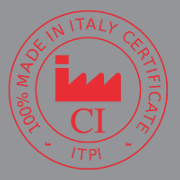 100% Made in Italy Certificate