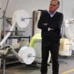 Roberto Resta alla raccolta fondi Resta Expo