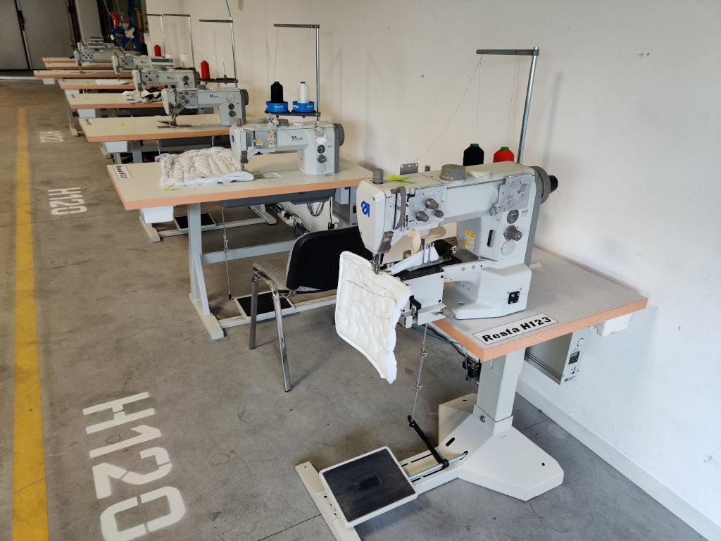 Resta Expo 2019 - macchine cucitrici